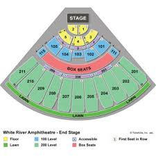 The Lawn At White River Seating Chart 32 You Will Love Green River Amphitheater