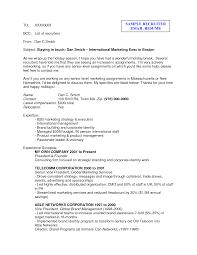 Email Resume Sample Berathen Com