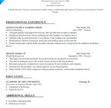 How To Make A Modeling Resume Modeling Resume Template Data Modeler Database Resume Sample 83