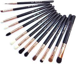 sigma ultimate copper eye makeup brush set review