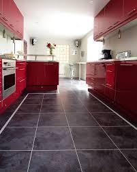 Lino Kitchen Flooring Kitchen Geo Interiors
