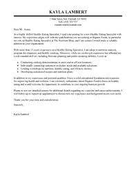 Cover Letter For Physical Education Position Adriangatton Com