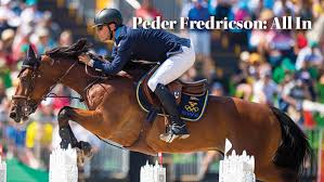 Peder Fredricson: Newly-Crowned Jumping Champion
