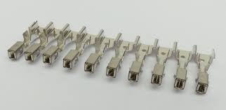 busbar terminals for mini blade fuses