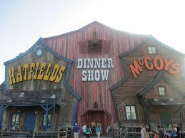 hatfield mccoy dinner show