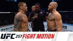 UFC 257: Fight Motion - YouTube