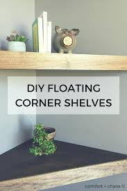 diy corner shelf what need for your floating corner shelves diy floating corner tv shelf