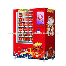 Sandwich Vending Machine Singapore Extraordinary China TCN Gift Lucky Box Vending Machine On Global Sources
