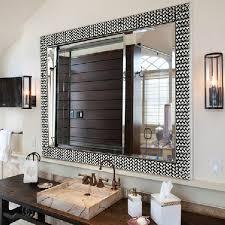 bathroom mirrors framed. Framed Bathroom Mirrors