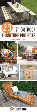 29 repurposed outdoor furniture projects to spruce up your space diy outdoor furniture ideas