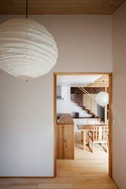 japanese style lighting. View In Gallery Japanese Paper Lantern Style Lighting For The Corridor