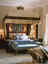 Top Most Elegant Beds and Bedrooms in the World: English Style Royalty  Elegant Bedroom This