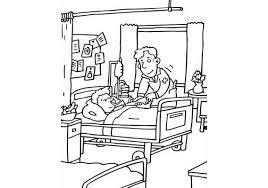 Kleurplaten Ziekenhuis Oma Brekelmansadviesgroep
