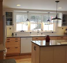 Over Sink Wall Lighting Pendant Light Over Kitchen Sink Distance From Wall Kitchen