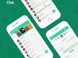 Whatsapp Design App Whatsapp Redesign Concept 2 By Ramkumar Ui Ux Designer