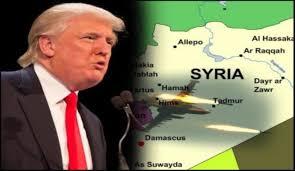 Image result for حمله نظامی مشترک آمریکا و متحدانش به سوریه