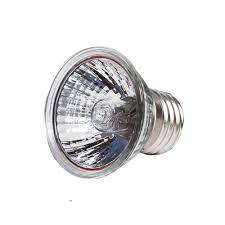 Full Spectrum Halogen Lights Buy Abura 25 Watt Uva Uvb Halogen Lamp Full Spectrum