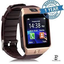 Padraig Bluetooth <b>DZ09 Smartwatch</b>: Amazon.in: Computers ...