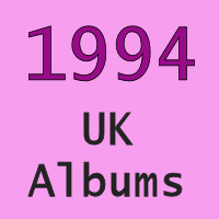 Uk No 1 Albums 1994 Chronology Totally Timelines