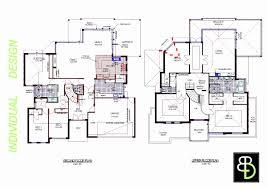 modern two story house floor plans lovely 2 story house floor plans project ideas big house