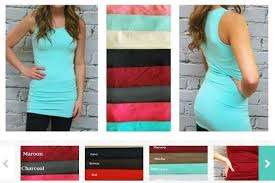 extra long tank tops for leggings. Perfect Tank Jane Thick Strapped Extra Long Layering Tees Only 899 Capri Leggings  499 Throughout Tank Tops For