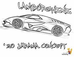 Free cartoon style coloring sheets of lightning mcqueen, sally, rusty, tow mater, luigi and sheriff. Mega Cars Coloring Yescoloring Free Trucks Cars
