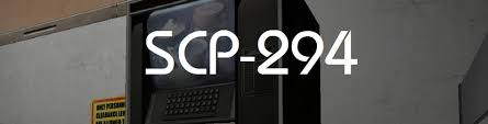 Upon depositing fifty cents us currency into the coin slot, the user is prompted to enter the name of any liquid using the touchpad. Scp 294 By Craziegames Game Jolt