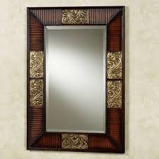 wood mirror frame ideas. Traditional Bathroom Ideas With Asian Style Vanity Wall Mirror, Finished Teak Wood Mirror Frame, Frame R