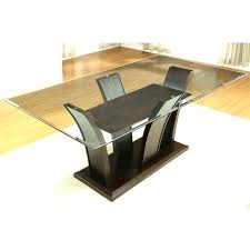 glass dining table base table base for glass top dining room dining room table bases fresh
