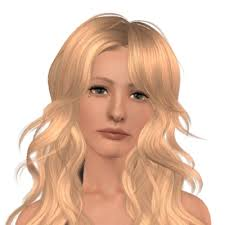 Serena van der Woodsen by benny_e - The Exchange - Community - The Sims 3