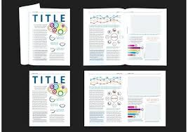 Free Magazine Template For Microsoft Word Magazine Template Free Download