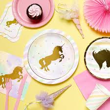 <b>Unicorn Party Supplies</b>   Party Delights