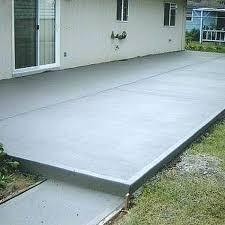 modren cement concrete patio ideas nice best about on flower inside cement patio designs t34