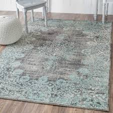 andover mills melrose gray area rug reviews wayfair within turquoise and gray area rug prepare