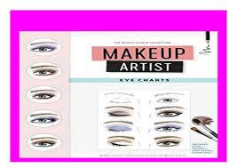 Makeup Artist Eye Charts P D F Makeup Artist Eye Charts The Beauty Studio