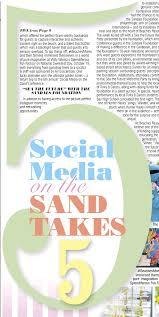 PressReader - Daily Observer (Jamaica): 2019-10-27 - Social Media on the  SAND TAKES