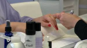 coronavirus in california nail salons