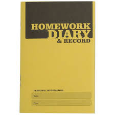 homework diary online silvine ex205 a6 homework diary pack of 20 rapid online
