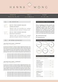 Modern Resume Template Oddbits Studio Free Download Resume Template Cv Template Cover Letter References For Word