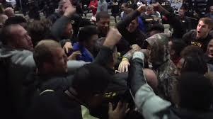 Missouri Football Depth Chart 2015 Watch The Missouri Football Team Erupt In Cheer As Their New
