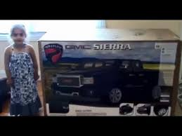 rollplay 12v gmc denali ride on (4 year old doing the install  at Rollplay Gmc Sierra Wire Diagram