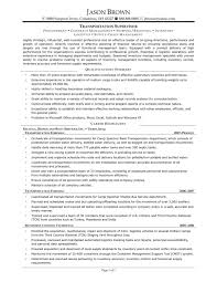 Pleasing Logistics Executive Resume Objective About Supply Chain