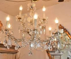 beautiful french crystal dd chandelier