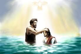 Image result for baptism of jesus image