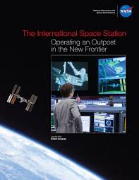 Iss Operating An Outpost Nasa