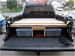 Living In A Truck Camper Shell Bed Sleeping Platform For Sale ...