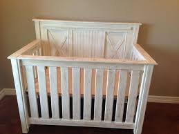 rustic crib furniture. The Rustic Acre Custom Built Baby Bed Quot;Xquot; And Bead Crib Furniture