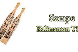 Ciri khas dari celempung adalah salah satu senarnya disetel dengan nada pelog dan senar lainnya bernada slendro jenis nada seperti inilah yang sering kita jumpai. Sampek Alat Musik Tradisional Kalimantan Timur