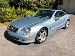 All trims sl500 sl55 amg sl600. 35k Mile 2004 Mercedes Benz Sl500 For Sale On Bat Auctions Sold For 20 000 On January 30 2018 Lot 7 900 Bring A Trailer