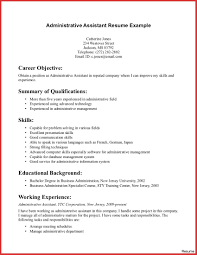 objective for administrative assistant administrative assistant objective sample samples lovely objectives